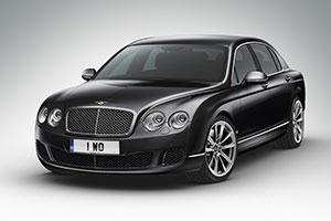 Bentley Continental Mulliner (Черный)