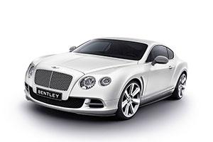 Bentley Continental Mulliner (Белый)